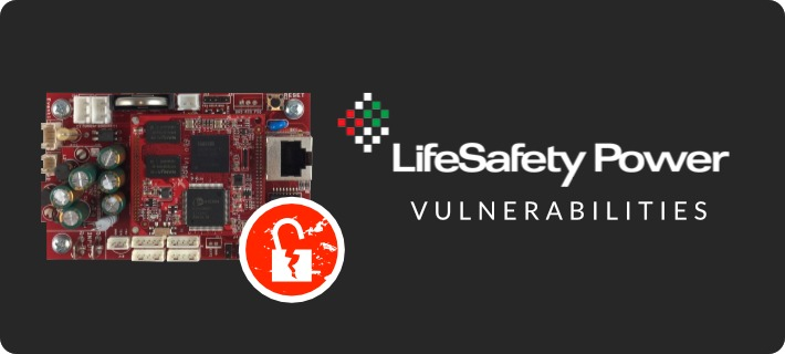 LifeSafety Power NetLink Vulnerability1