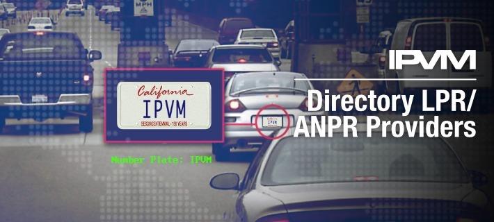 directory lpr anpr providers