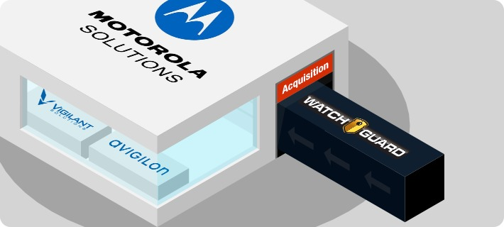 Motorola acquires WatchGuard3