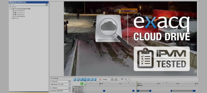exacq cloud drive