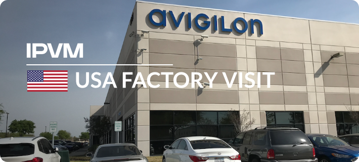 Avigilon USA Factory Visit