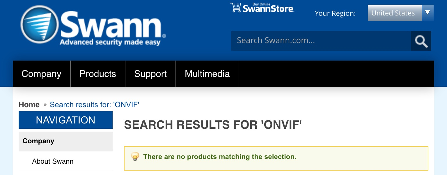 Role Reversal: Why Do Swann And Q-See Deny ONVIF?