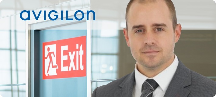 Avigilon President Henderson out