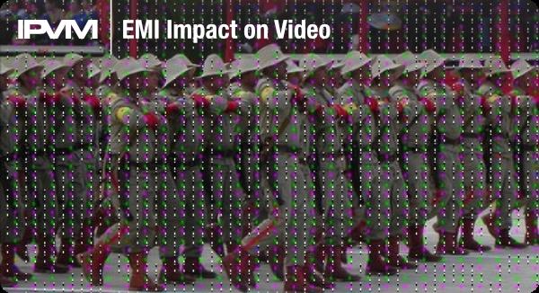 emi impact on video