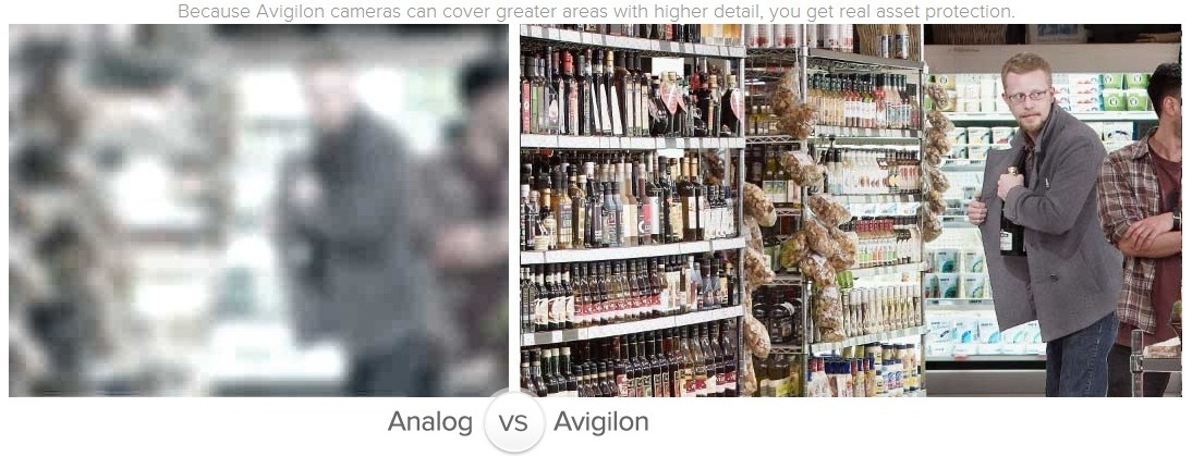analog vs hd