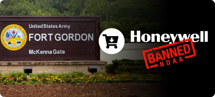 US Army Base To Buy Banned Honeywell