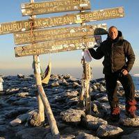 Thumbnail cooper on kilimanjaro