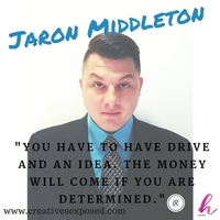 Thumbnail jaron with quote